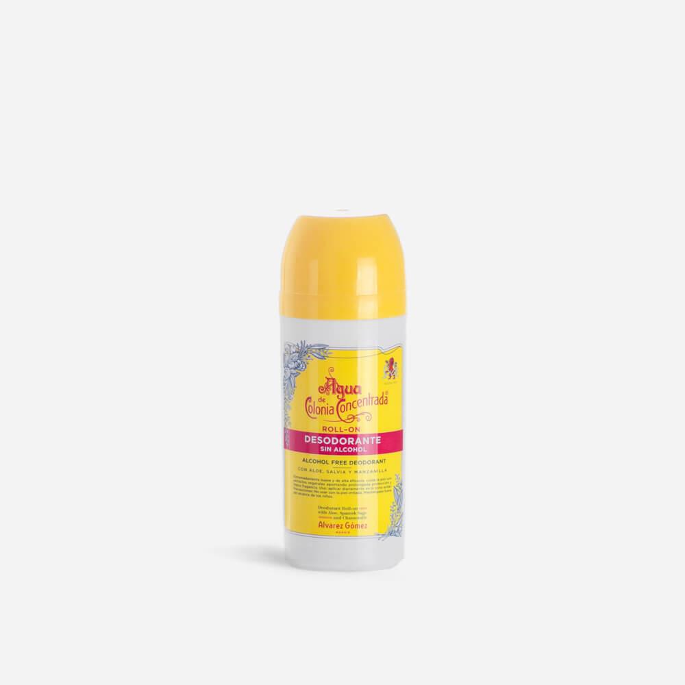 Agua de Colonia Roll-On Deodorant