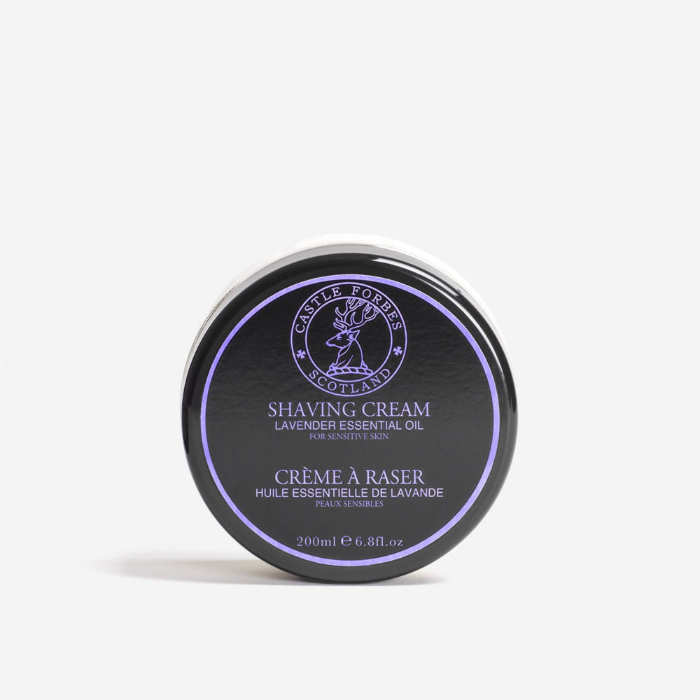 Castle Forbes Lavender Shaving Cream
