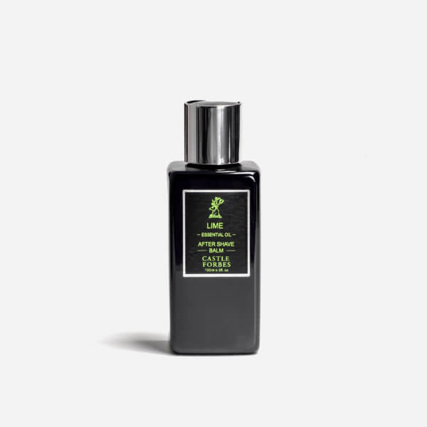 Castle Forbes Lime After Shave Balm