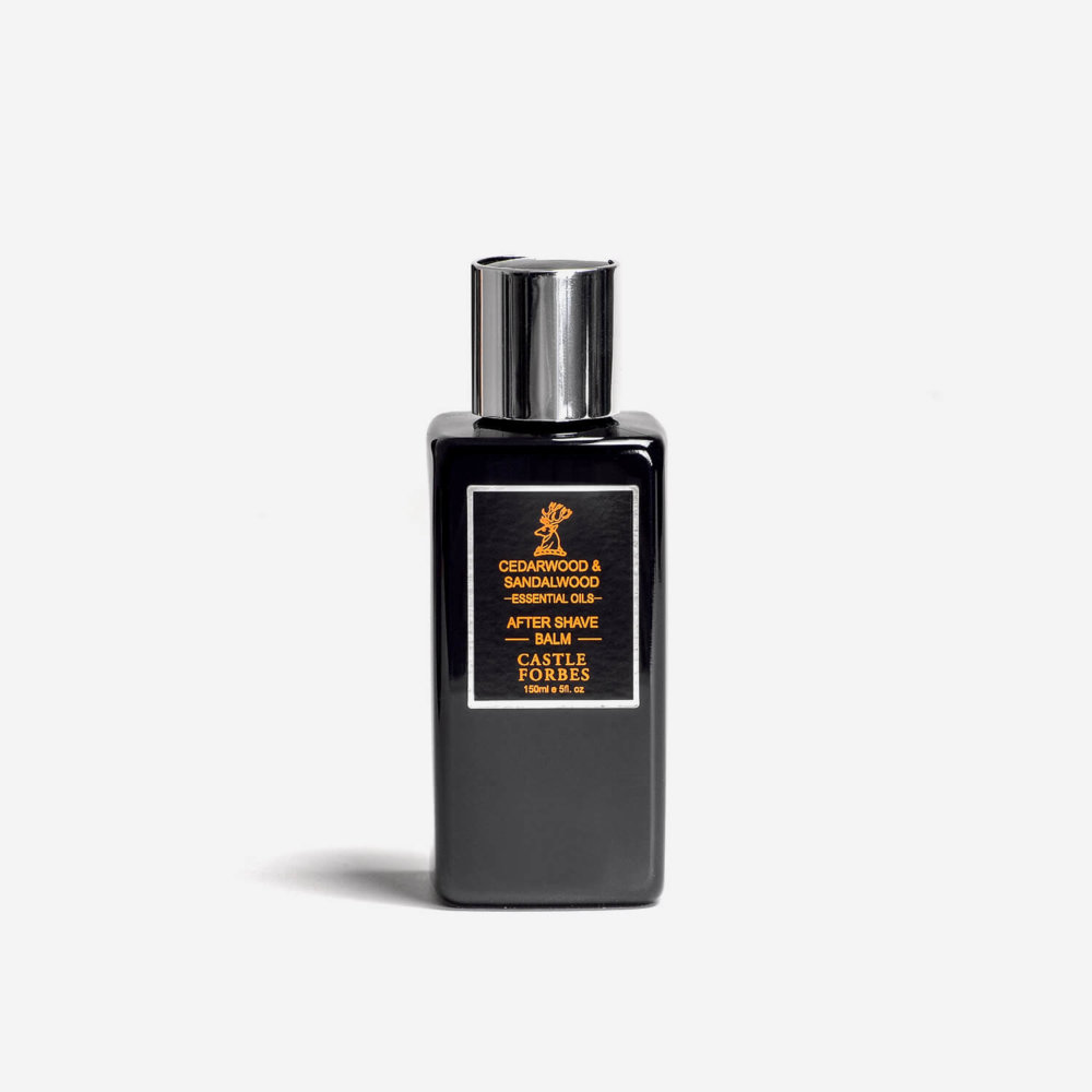 Castle Forbes Sandalwood After Shave Balm