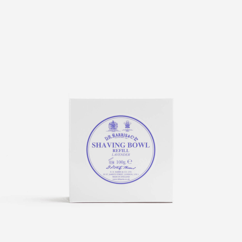 DR. Harris Lavender Shaving Soap