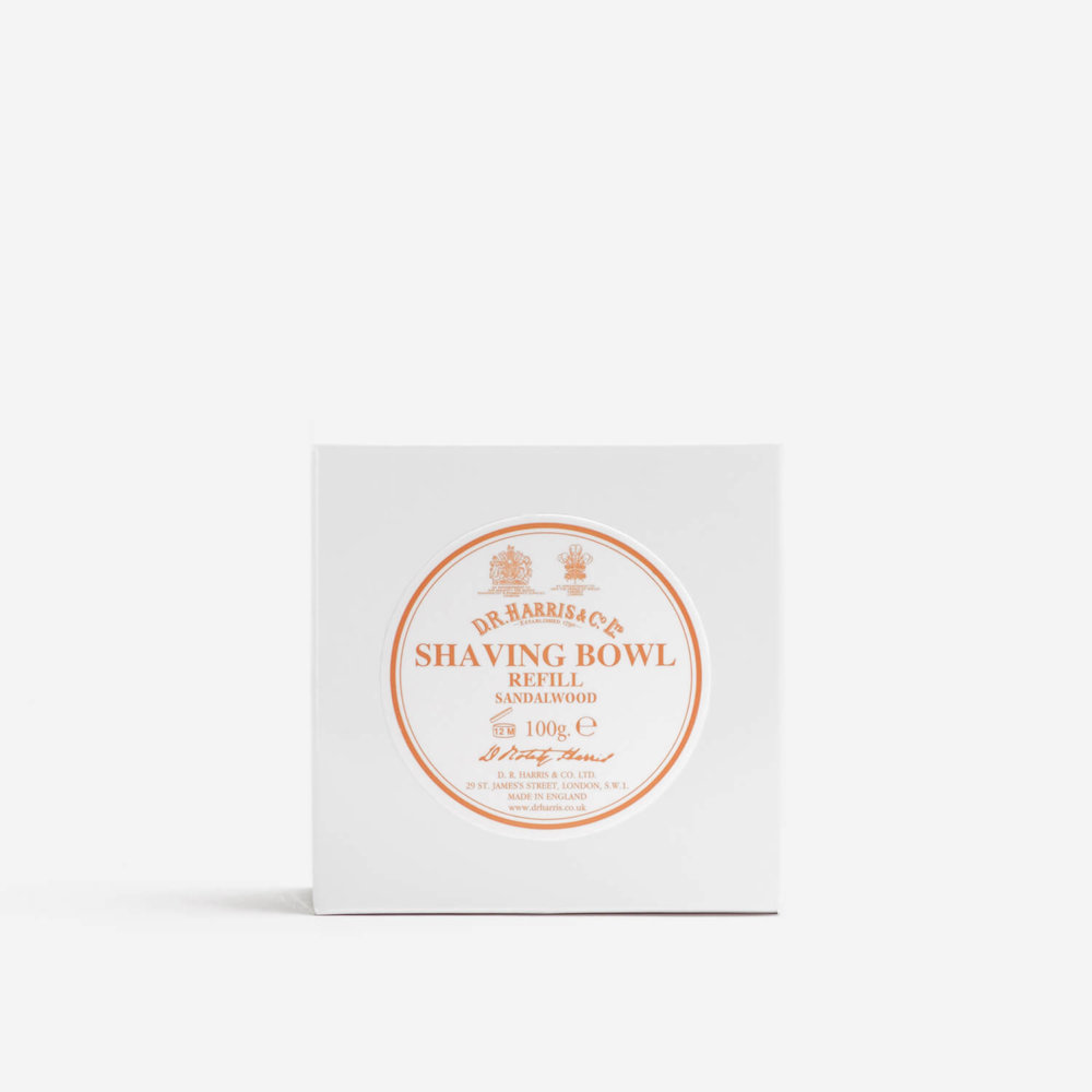 DR. Harris Sandalwood Shaving Soap