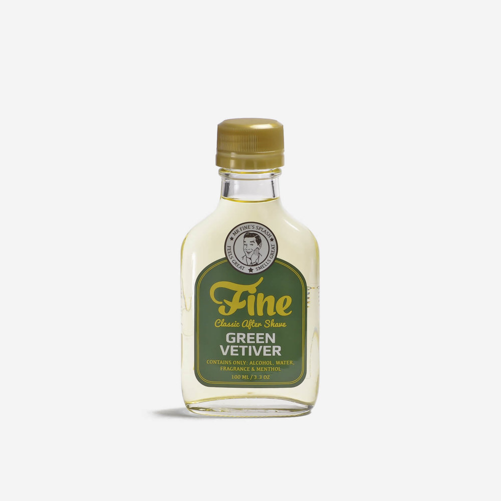 Fine Green Vetiver After Shave