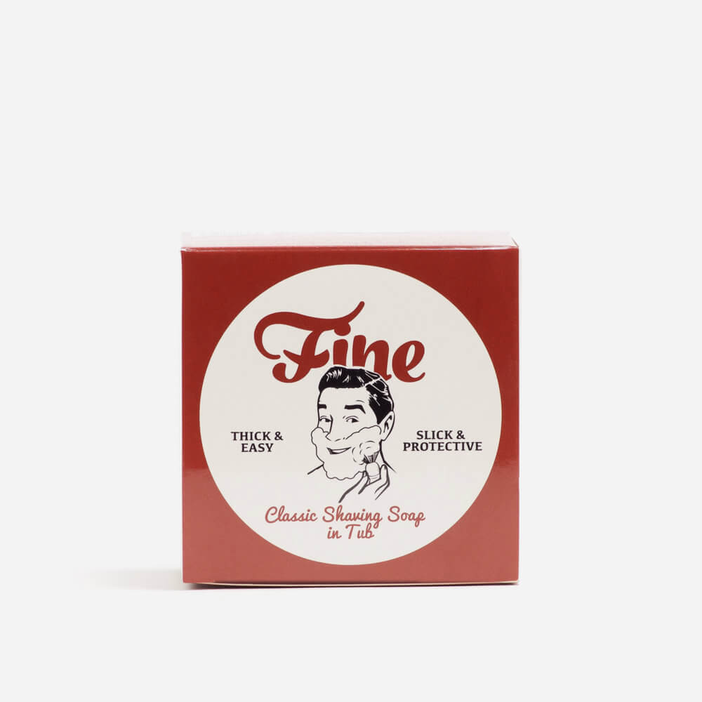 Fine Sandalwood Shaving Soap