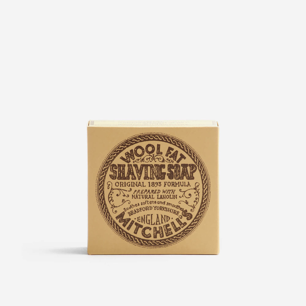 Mitchell's Wool Fat Shaving Soap