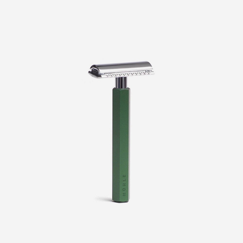 Muhle Hexagon Double Edge Razor, Forest