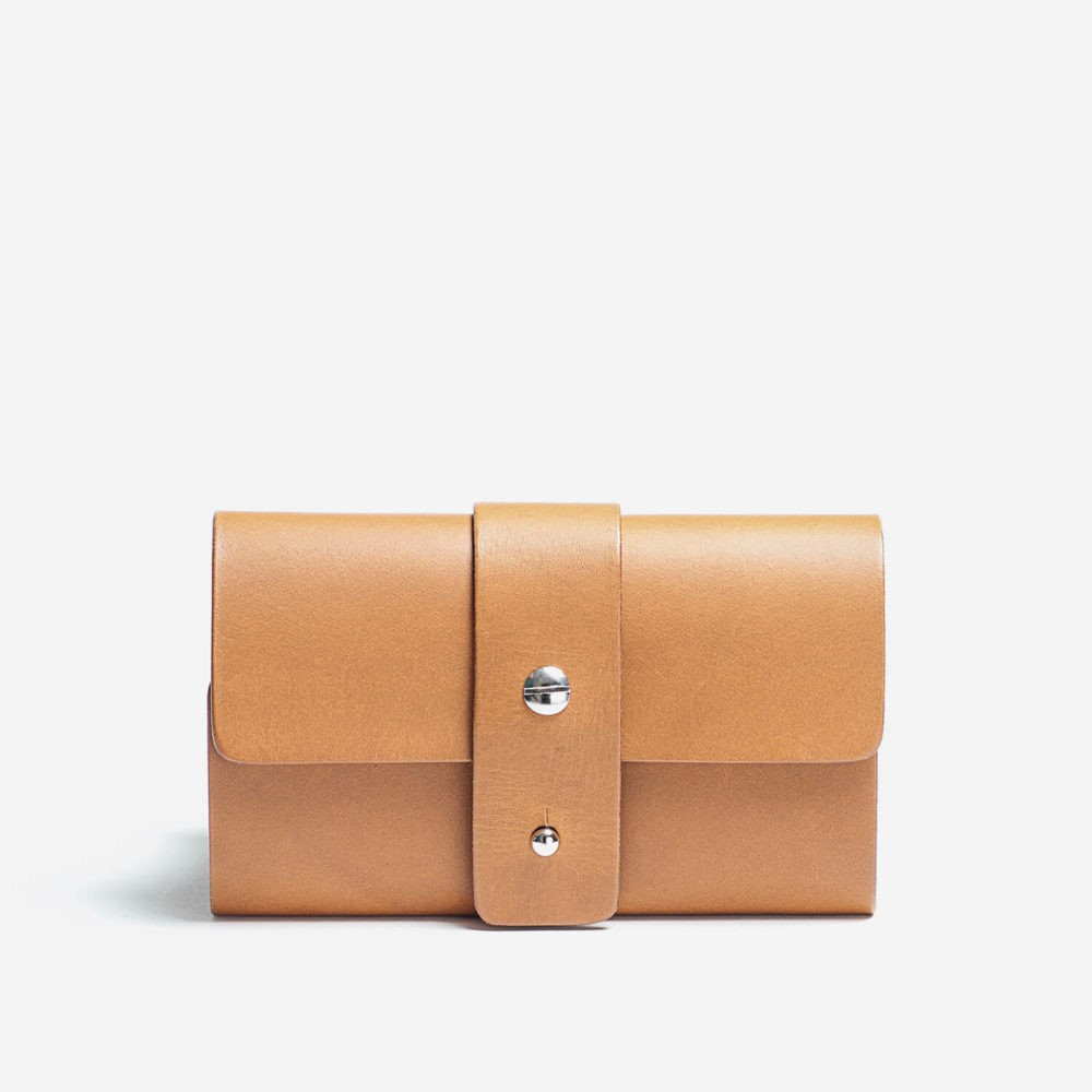 Muhle Small Leather Travel case