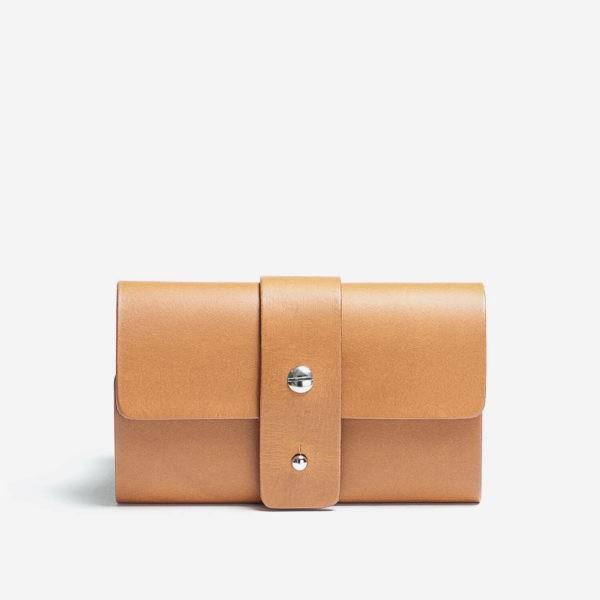 Muhle Small Leather Travel case