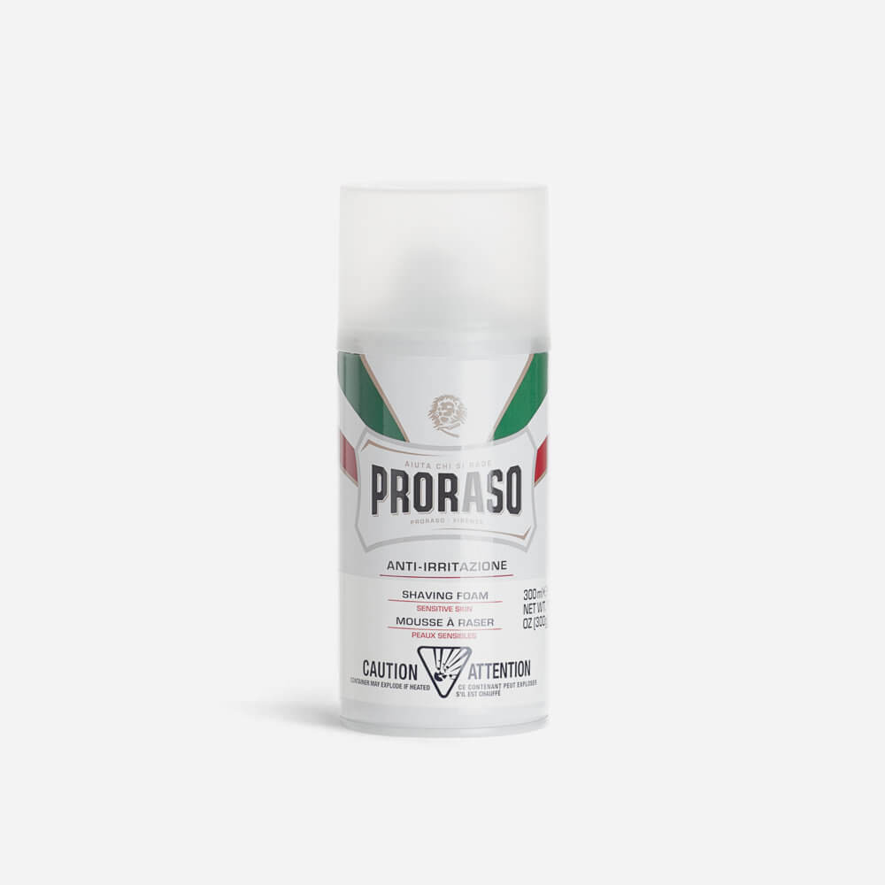 Proraso Shaving Foam for Sensitive Skin
