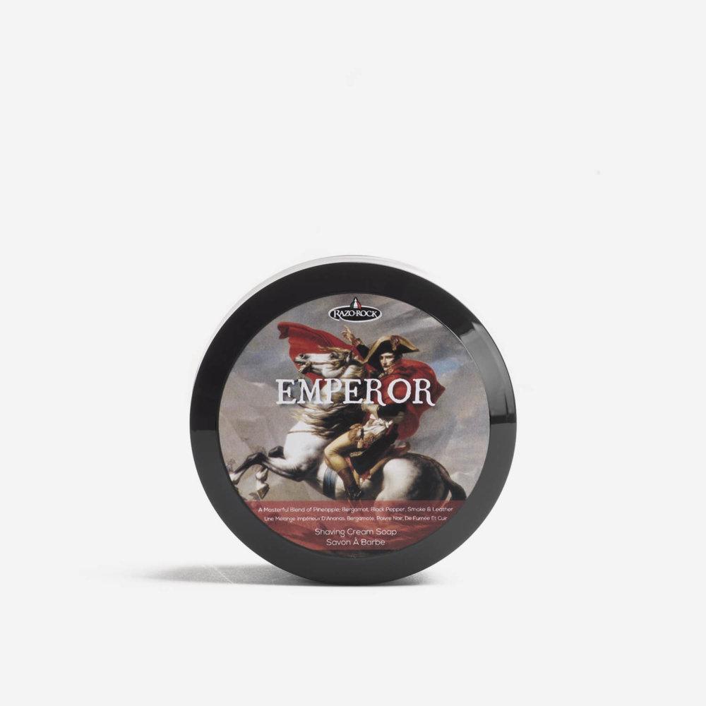 RazoRock Emperor Soft Shaving Soap