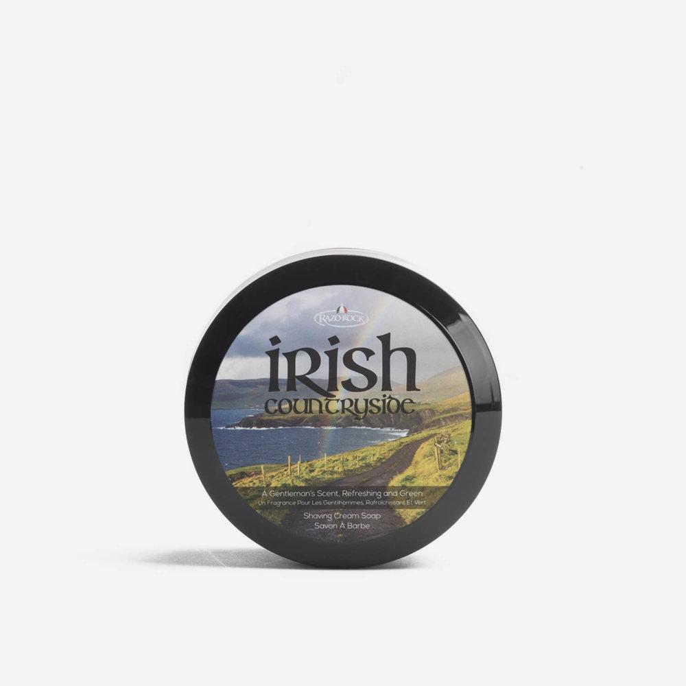 RazoRock Irish Countryside Shaving Cream Soap