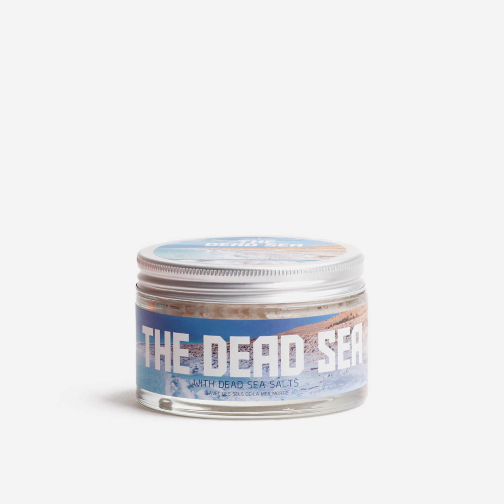 RazoRock The Dead Sea Soft Shaving Soap