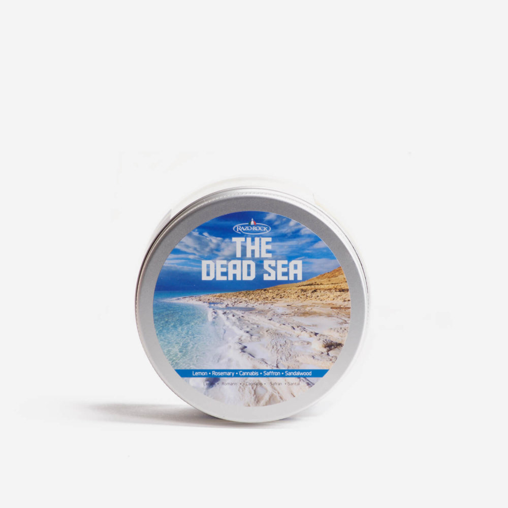 RazoRock Dead Sea Salt Soft Shaving Soap 2