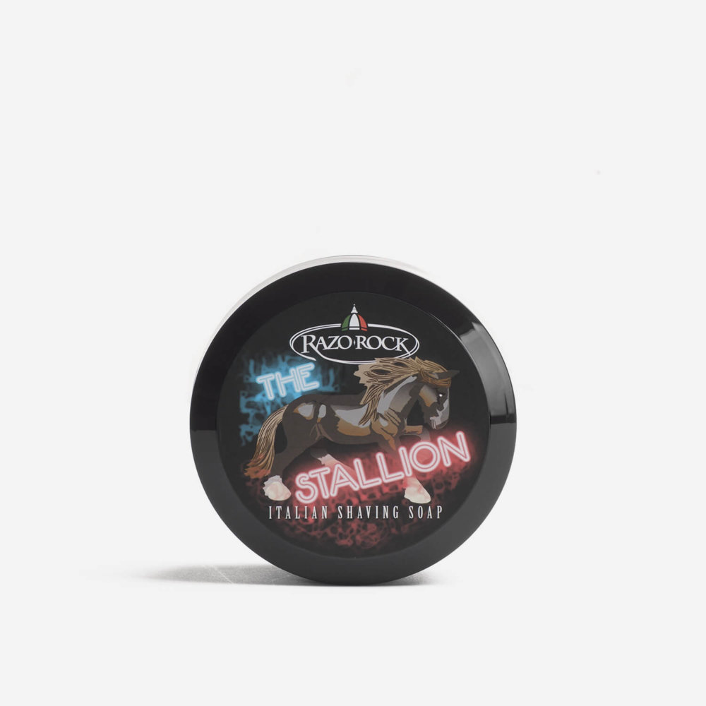 RazoRock The Stallion Soft Shaving Soap
