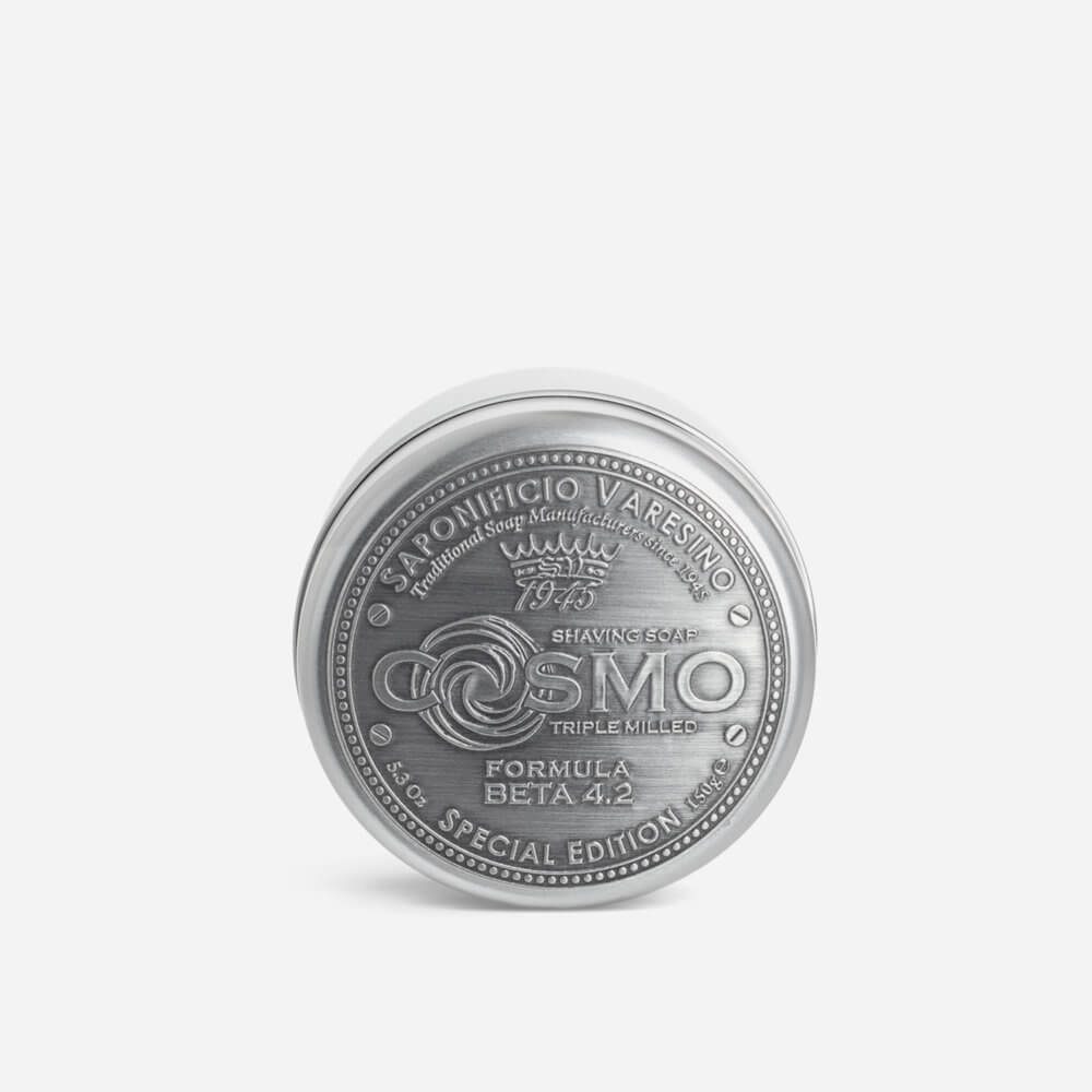 Saponificio Varesino Cosmo Shaving Soap and Tin