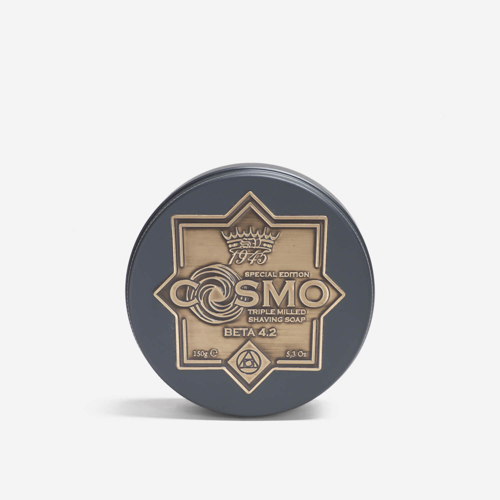 Saponificio Varesino Cosmo Shaving Soap in Tin