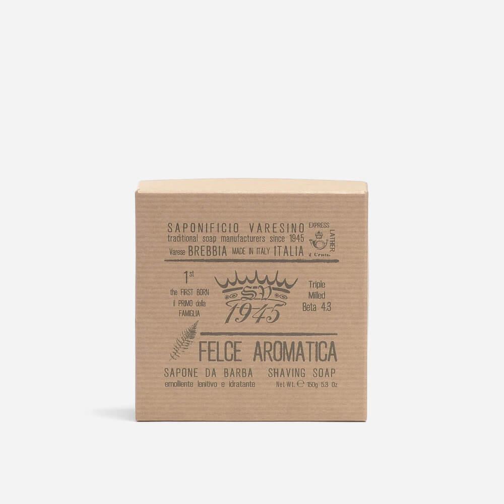 Saponificio Varesino Felce Aromatica Shaving Soap