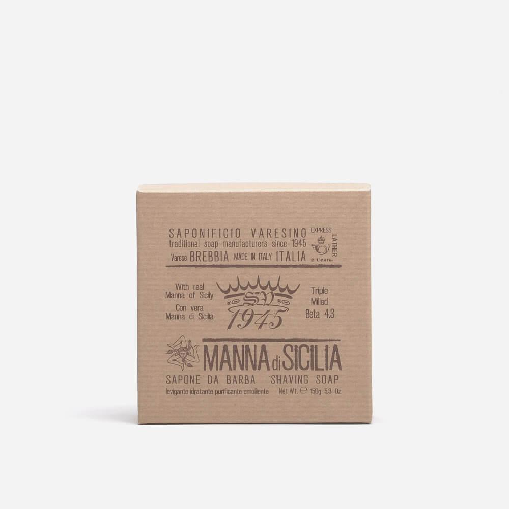 Saponificio Varesino Manna di Sicilia Shaving Soap
