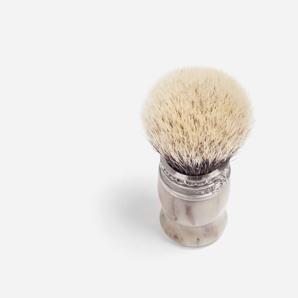 Saponificio Varesino Shaving Brush - Faux Horn