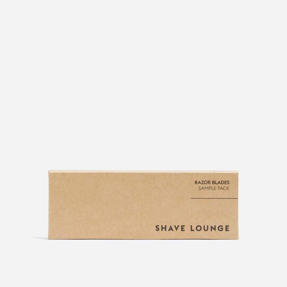 Shave Lounge Double Edge Sample Pack
