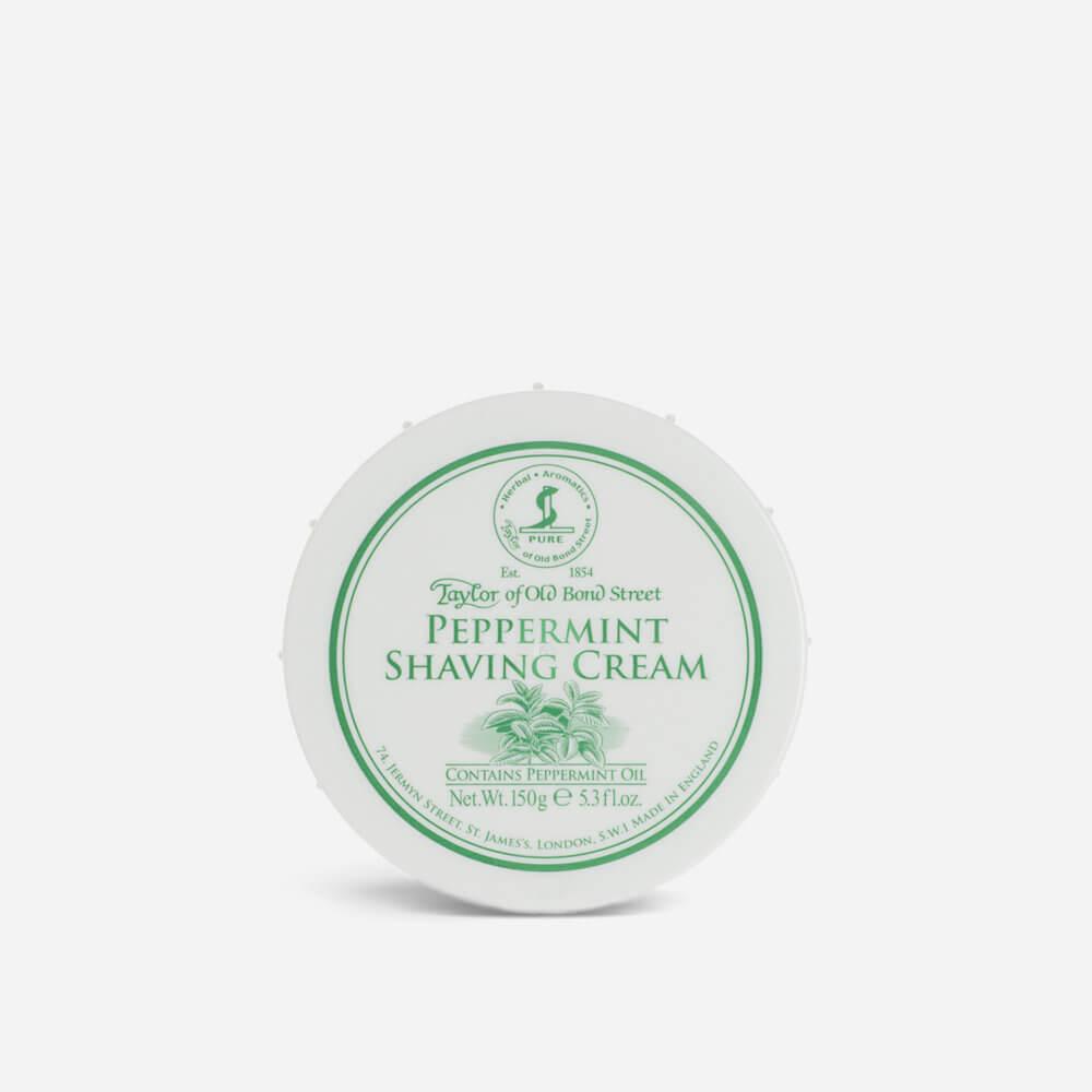 Taylor of Old Bond Street Peppermint Shaving Cream