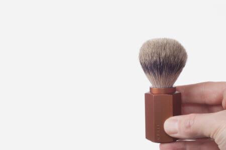 Silvertip Badger Hair