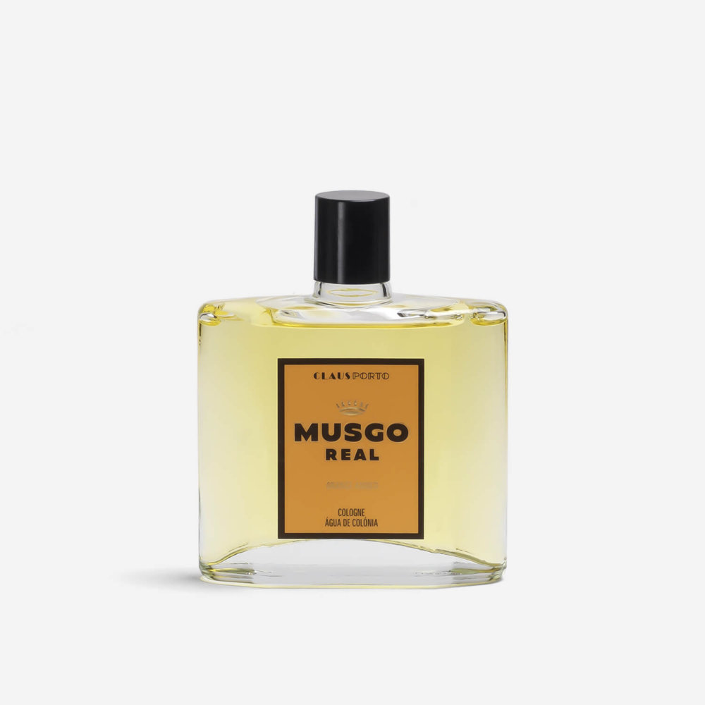Musgo Real Orange Amber Cologne