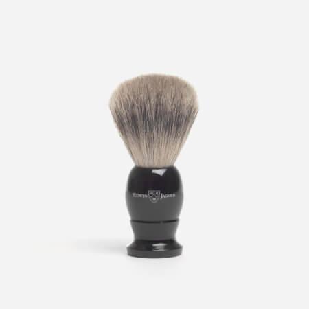 Edwin Jagger 3EJ876 Best Badger Shaving Brush in Black