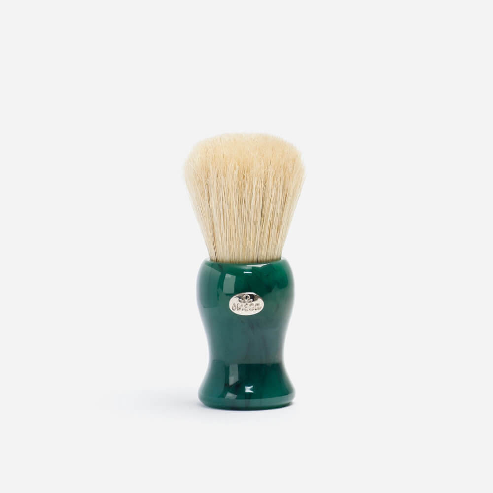 Omega 011829 Boar Hair Shaving Brush