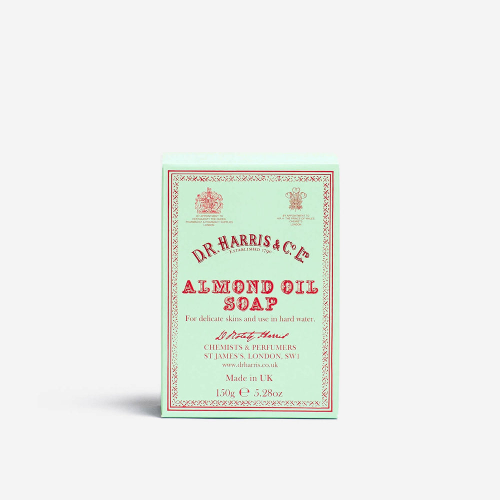 D.R. Harris Almond Oil Bath Soap
