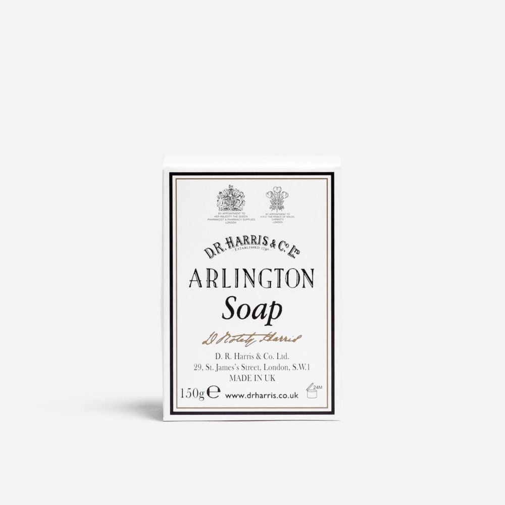 D.R. Harris Arlington Bath Soap