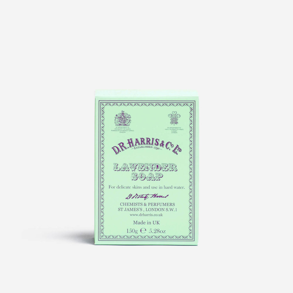D.R. Harris Lavender Bath Soap