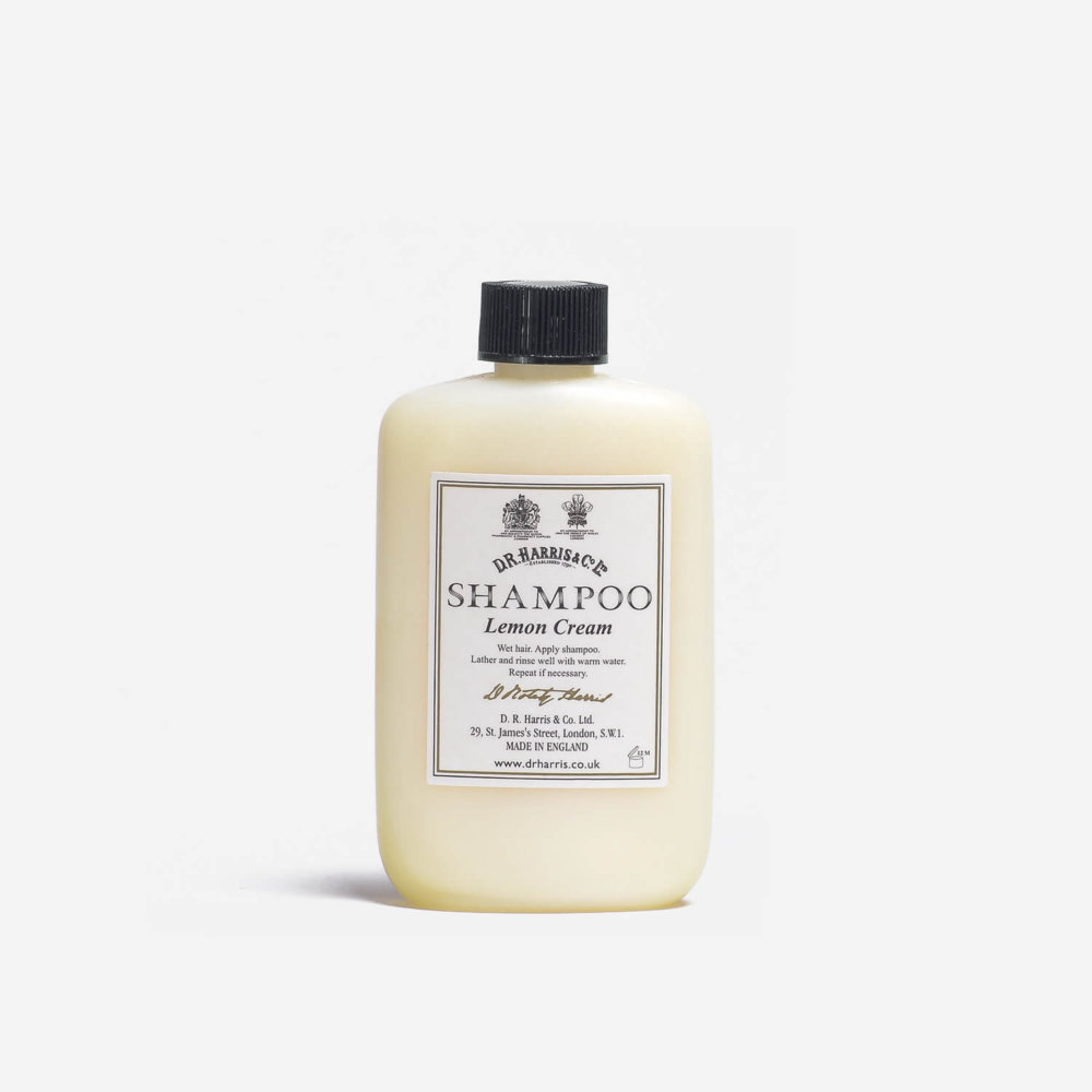 D.R. Harris Lemon Cream Shampoo