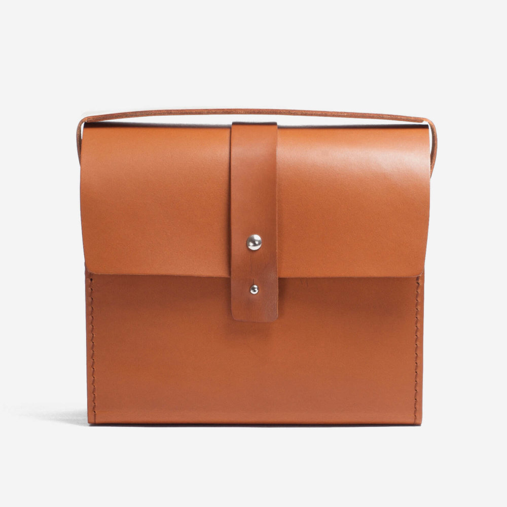 Muhle Large Leather Bag
