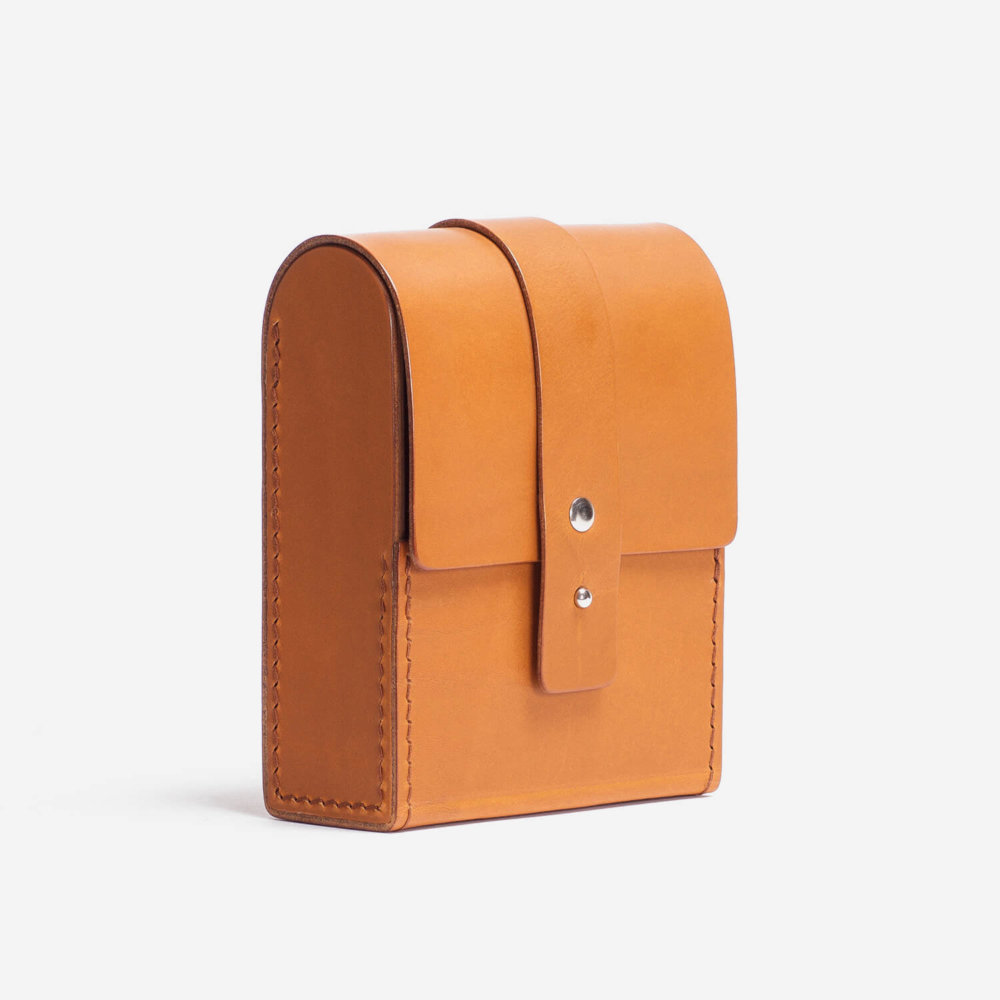 Muhle Small Leather Bag