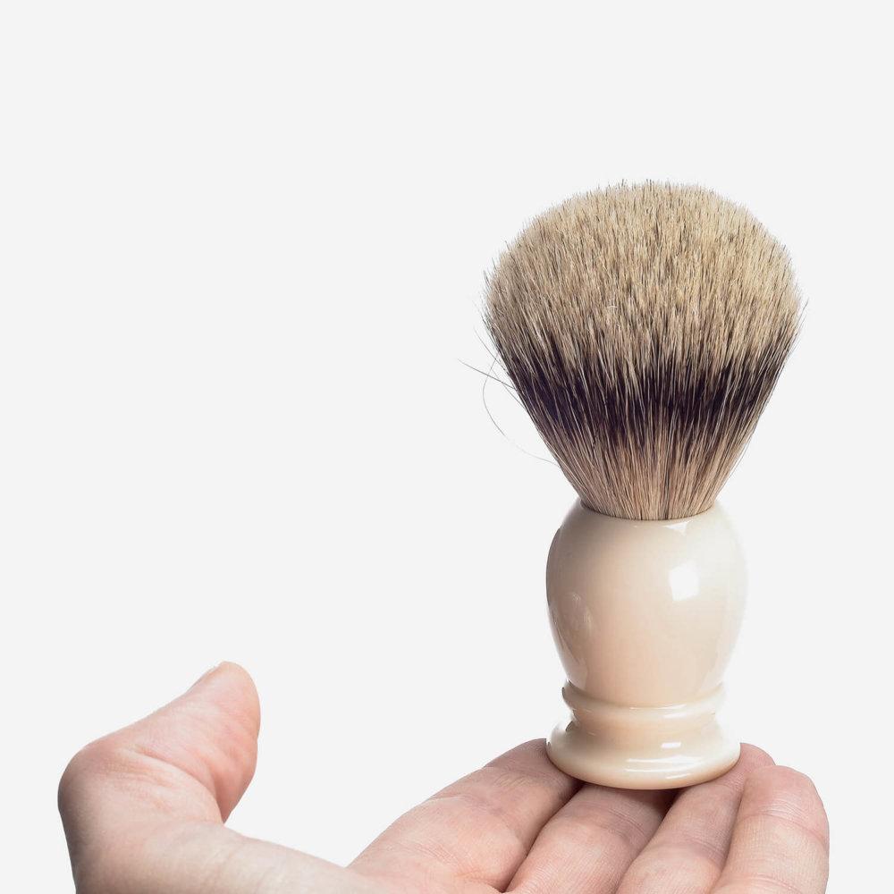 Muhle Silvertip Badger Shaving Brush 93K257