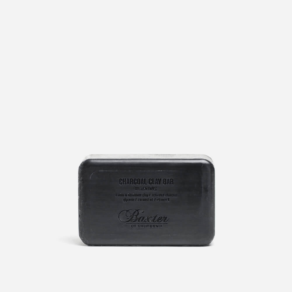Baxter of California Charcoal Clay Cleansing Bar
