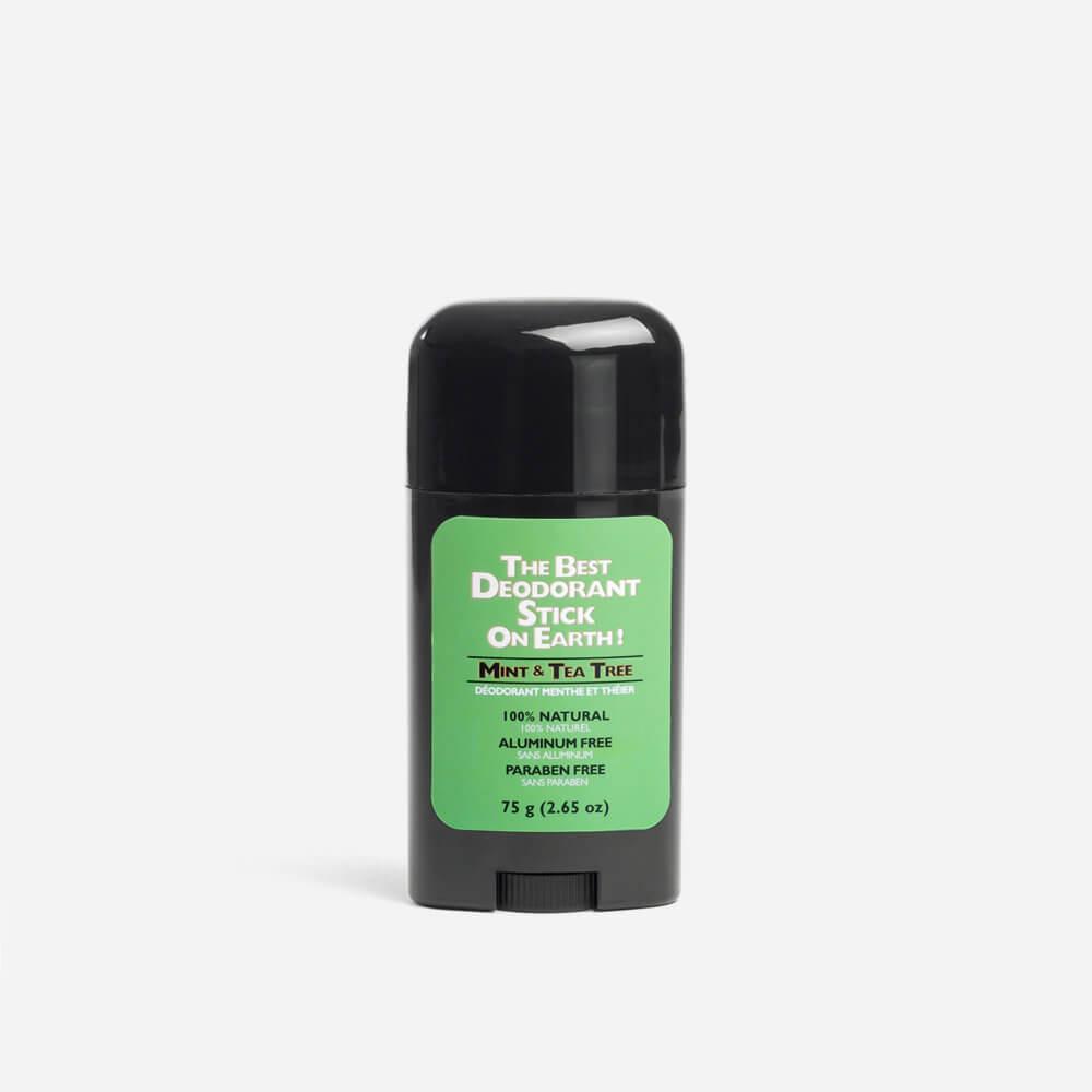 RazoRock Mint & Tea Tree Deodorant Stick