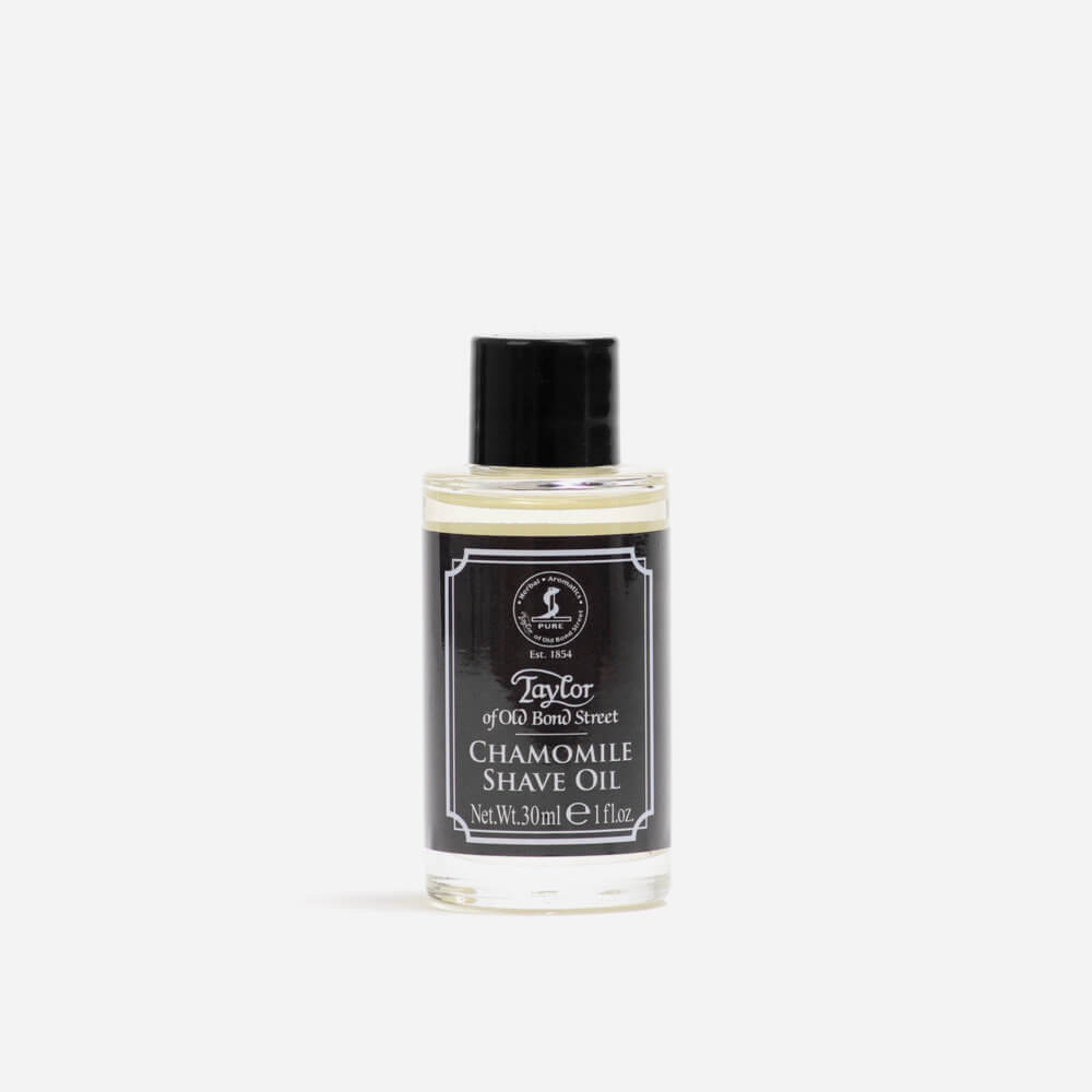 TOBS Chamomile Shave Oil