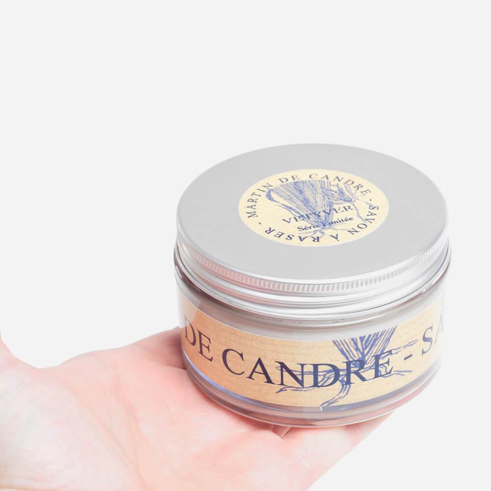 Martin de Candre Vetyver Shaving Soap