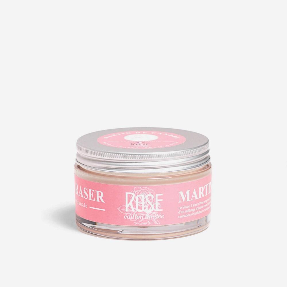 Martin de Candre Rose Shaving Soap